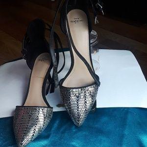 zara trafaluc high heel